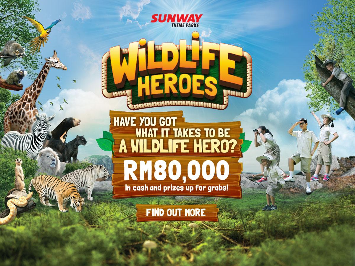 Wildlife Heroes