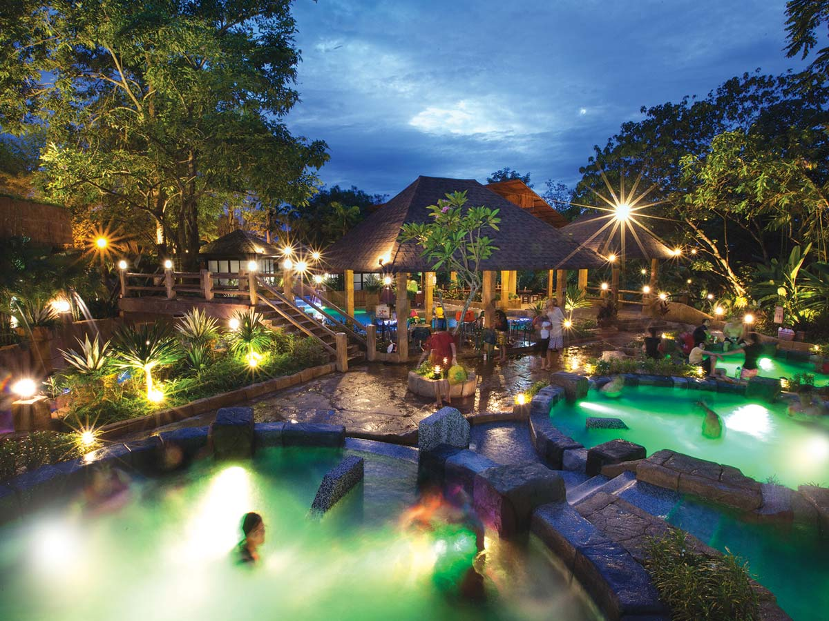 Lost World Hot Springs & Spa