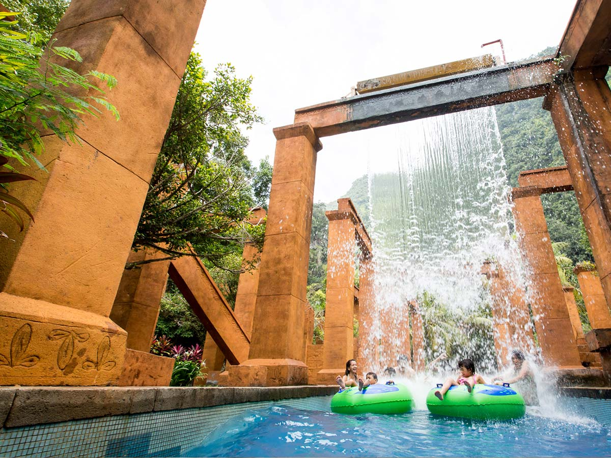 Lost World Water Park