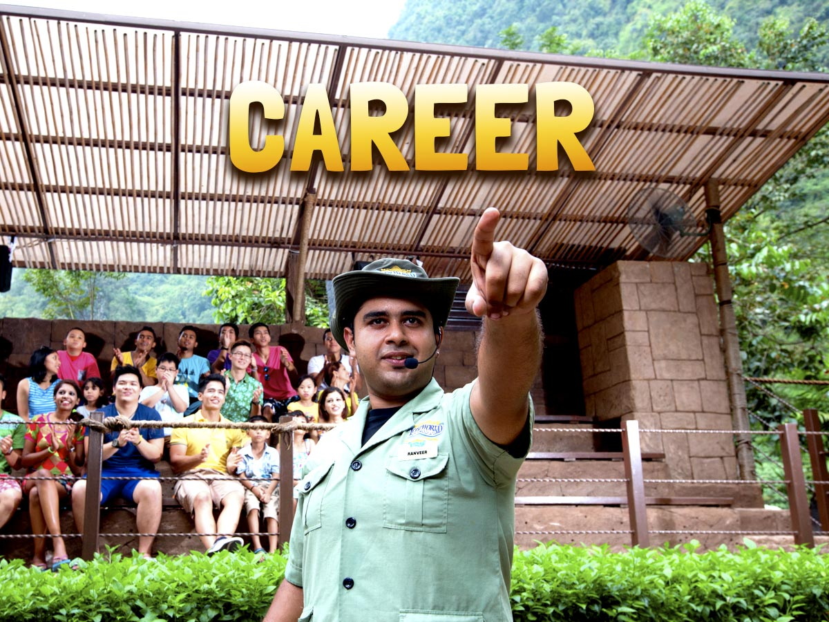 Sunway Theme Parks Career